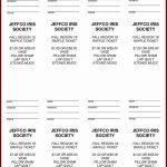 Free Printable Raffle Ticket Template Easytouse Free Raffle Ticket   Free Printable Tickets