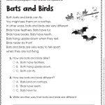 Free Printable Reading Comprehension Worksheets For Kindergarten   Free Printable Groundhog Day Reading Comprehension Worksheets