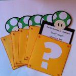 Free Printable Super Mario Bros. Birthday Party Invitation   Free Printable Super Mario Bros Invitations