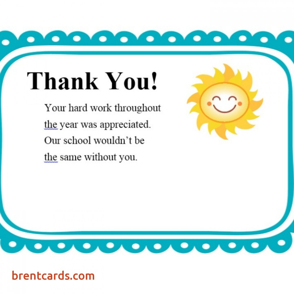 Free Printable Thank You Cards For Students - Printable Cards - Free Printable Funny Thinking Of You Cards