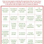 Free Printable: This Game Is A Great Ice Breaker. Play It While   Retirement Party Games Free Printable