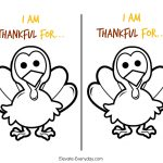 Free Printable Turkey Templates – Happy Easter & Thanksgiving 2018   Free Printable Thanksgiving Turkey Template
