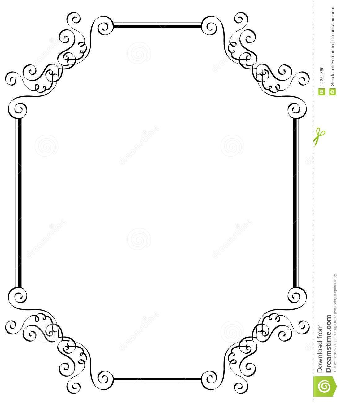 Free Printable Wedding Clipart Borders 2 » Clipart Portal - Free Printable Wedding Clipart Borders