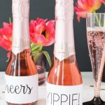 Free Printable Wine Bottle Labels 30Th Birthday Idea | 30Th Birthday   Free Printable Wine Labels For Birthday