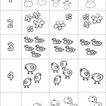 Free Printable Worksheets For Kids (95+ Images In Collection) Page 3   Free Printable Learning Pages For Toddlers
