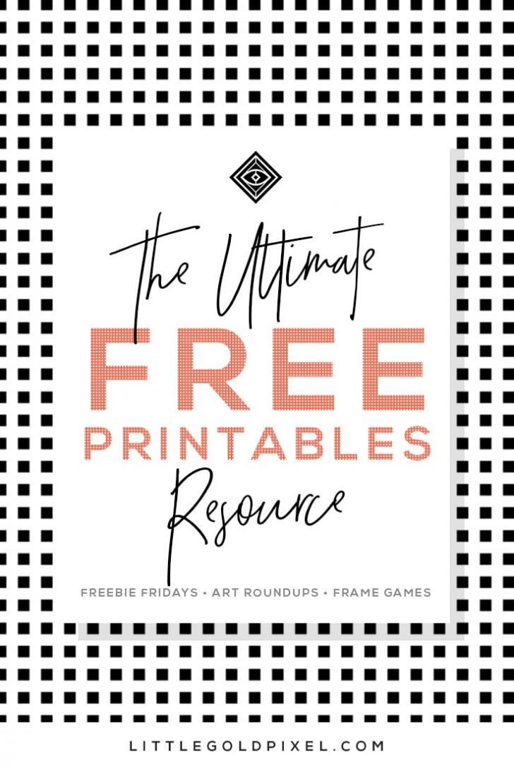 Free Printable Wall Art Prints