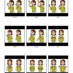 Free Sign Language Printables | Wordsofhisheart   Sign Language Flash Cards Free Printable