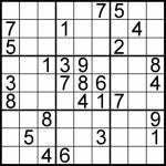 Free Sudoku For Your Local Publications! – Sudoku Of The Day   Free Printable Sudoku