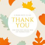 Free Thank You Card Maker   Canva   Free Personalized Thank You Cards Printable
