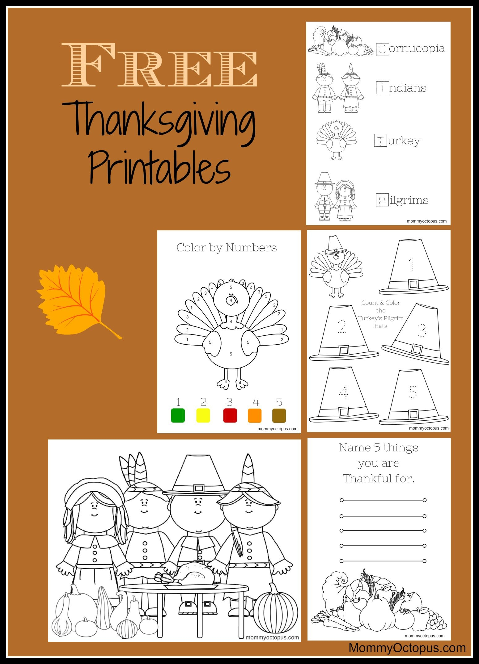 Free Thanksgiving Printable Activity Sheets! | Thanksgiving & Fall - Free Printable Thanksgiving Games For Adults