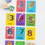 Free To Download Spanish Numbers Flashcards Printable | Free   Free Printable Spanish Numbers