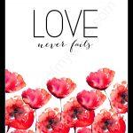 Free Valentine's Printable   Valentine's Day   Free Printable Valentine Decorations