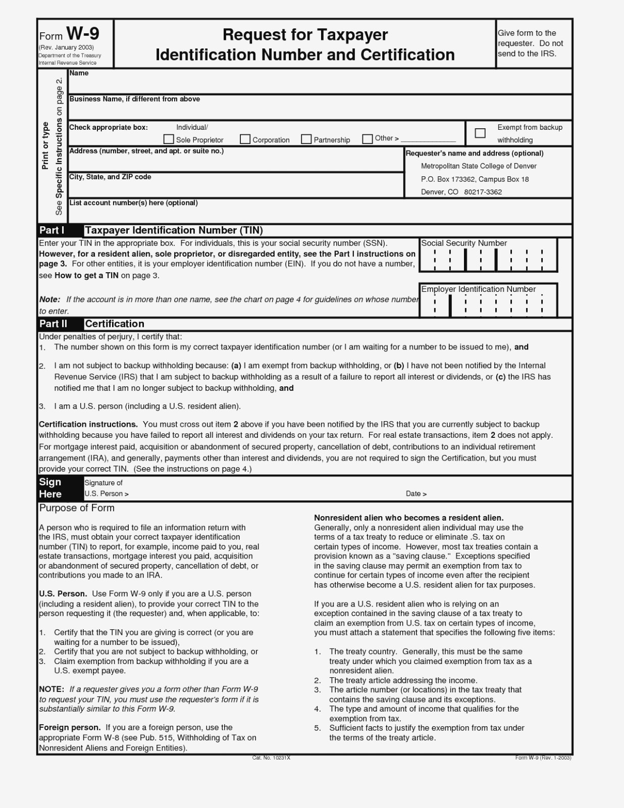 Free W13 Form Filename | Down Town Ken More – W 9 Form Irs 2016 - W9 Free Printable Form 2016