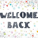 Free Welcome Back Clipart Pictures   Clipartix   Free Printable Welcome Back Signs For Work