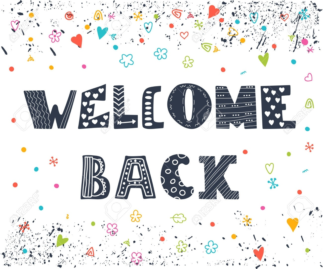 Free Welcome Back Clipart Pictures - Clipartix - Free Printable Welcome Back Signs For Work