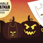 Fun And Free Printable Themed Pumpkin Carving Stencils — All For The   Superhero Pumpkin Stencils Free Printable