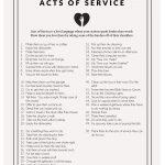 Fun And Practical Ways To Speak The Five Love Languages. — Symphony   Free Printable Love Language Quiz