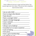 Fun Baby Shower Games To Make Your Shower A Memorable Day   Pass The Prize Baby Shower Game Free Printable