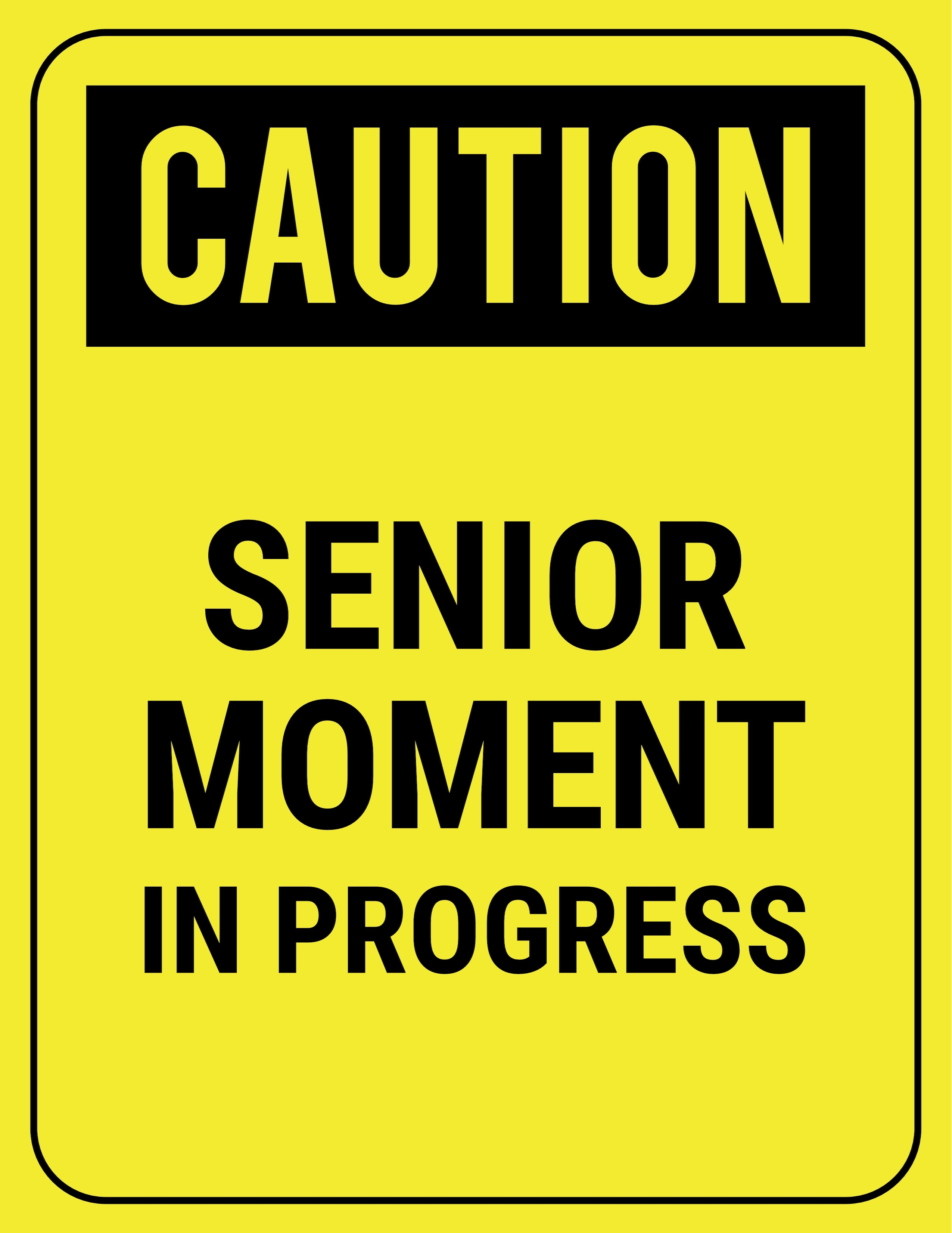 Funniest Retirement Gag Gifts - Free Printables And Instructions - Free Printable Funny Signs