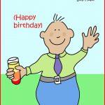 Funny Printable Birthday Cards   Free Printable Humorous Birthday Cards