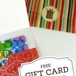 Gift Card Holder Templates   Christmas   Printable Gift Cards   Free Printable Christmas Money Holders