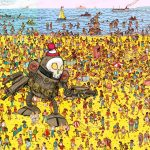 "Going To Print Out A Few Of These ""where's Waldo"" Pictures And Add   Where Waldo Printable Free"