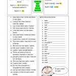 Grammar For Beginners: Nouns (2) | Free Esl Worksheets | Useful   Free Printable English Lessons