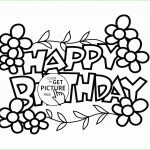 Happy Birthday Drawings For Card | Free Download Best Happy Birthday   Free Printable Birthday Cards To Color