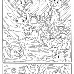 Hidden Picture Worksheet Free Worksheets Library | Download And   Free Printable Hidden Object Games