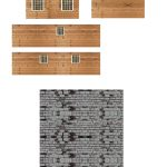 Ho Scale Buildings Printable Related Keywords & Suggestions   Ho   Free Printable Model Railway Buildings