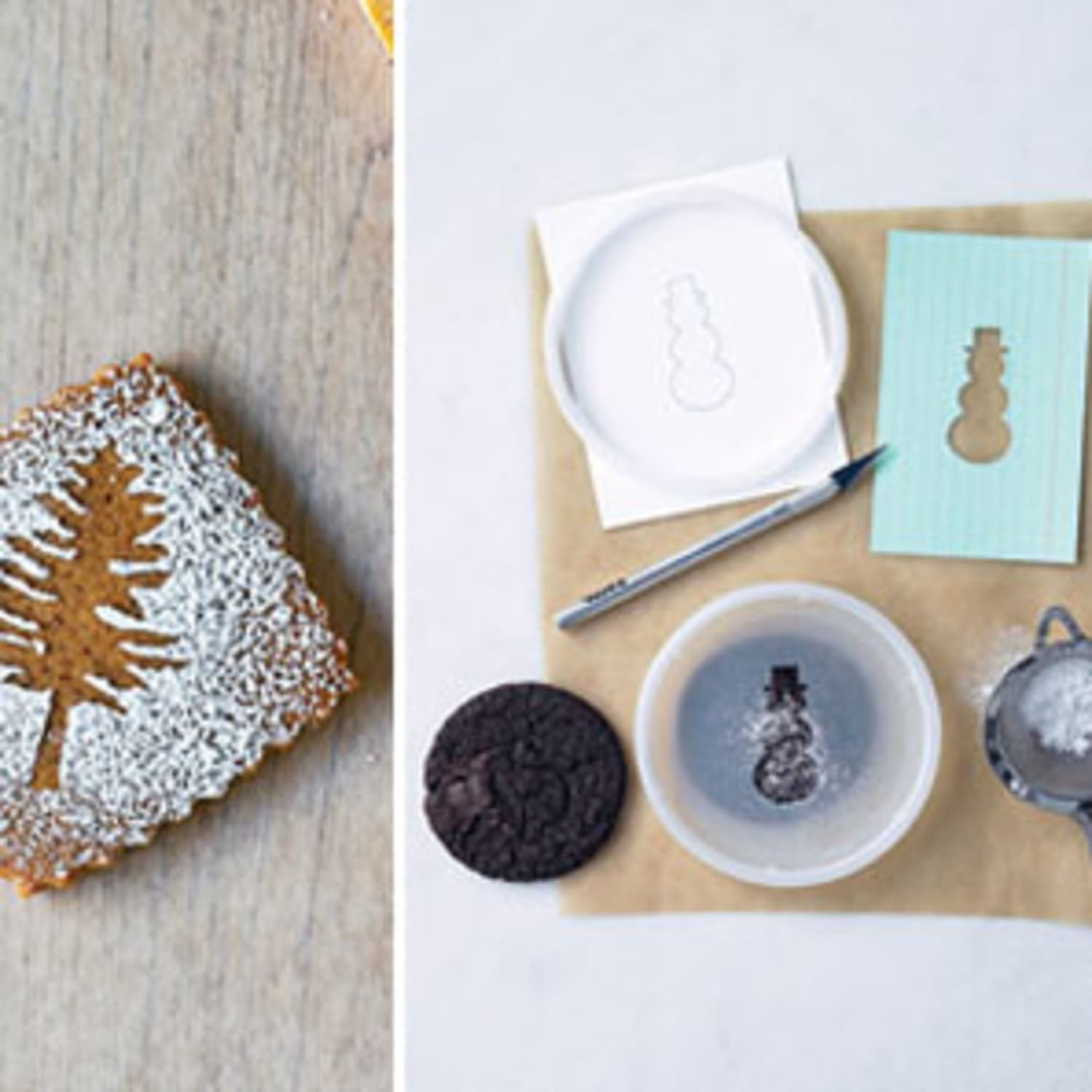 Holiday Cookie Stencils To Download For Free | Kitchn - Free Printable Cookie Stencils