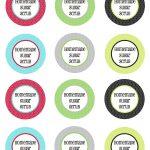 Homemade Sugar Scrub With Free Printable Tags And Labels | Less Than   Free Printable Sugar Scrub Labels