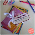 How To Make A Greeting Card Bundle + Printable Gift Tag     Free Hallmark Christmas Cards Printable