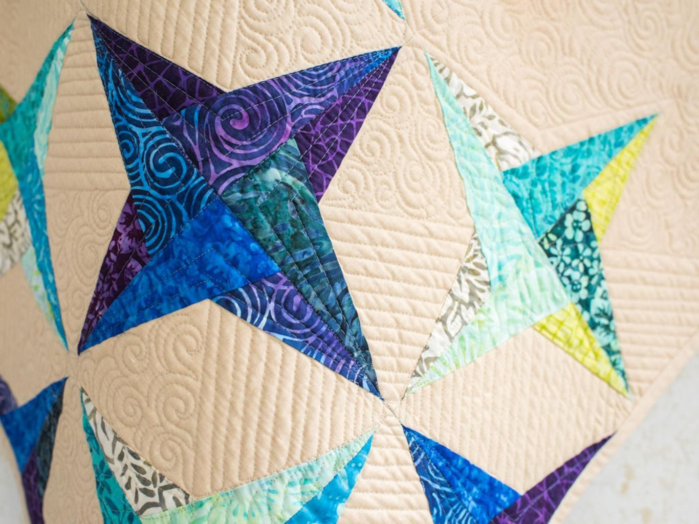 How To Use Quilting Diagrams For Free-Motion Quilting - Free Printable Pantograph Quilting Patterns