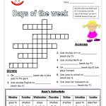 Image Result For Free Esl Printable Worksheets Grade 4 | Hjj   Free Printable English Lessons