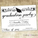 Image Result For Graduation Party Invitation Wording Ideas | Zach   Free Printable Graduation Party Invitations 2014