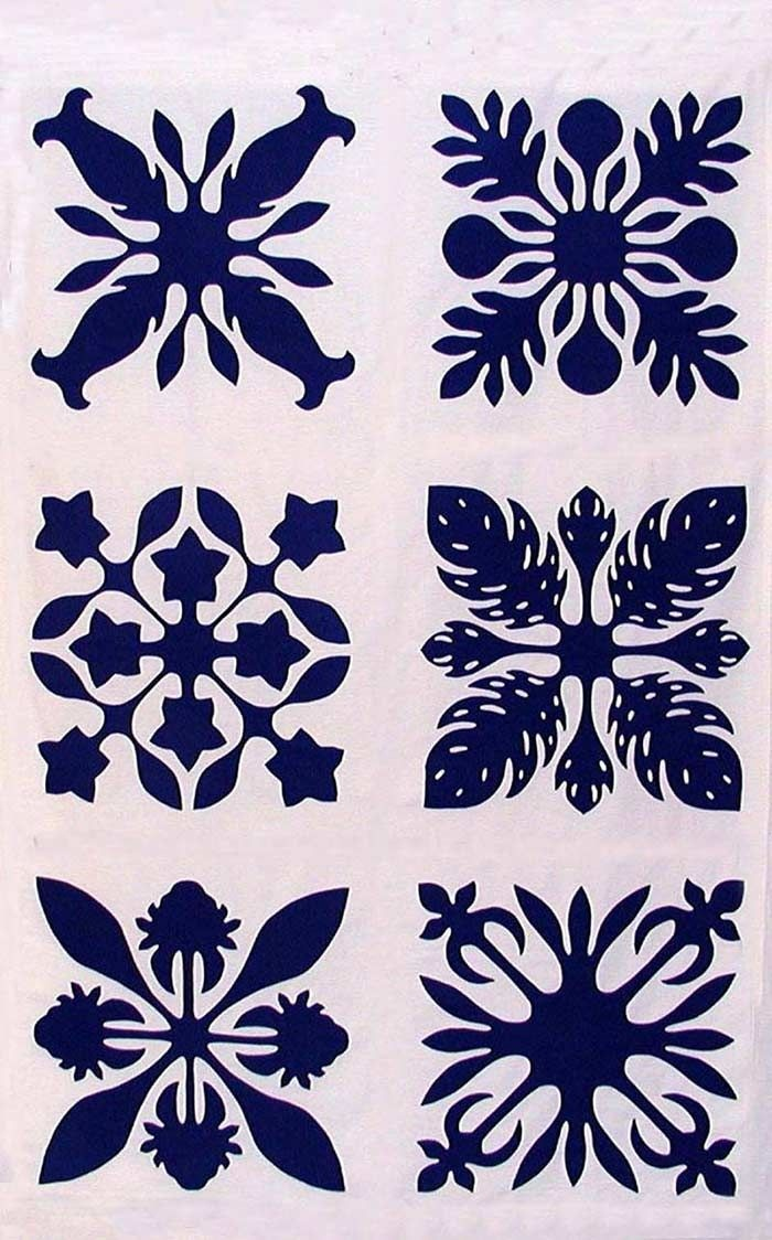 Image Result For Hawaiian Quilt Patterns Meaning | Quilts | Hawaiian - Free Printable Hawaiian Quilt Patterns
