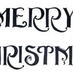 Images For > Merry Christmas Stencil Free Printable | Ideas For   Merry Christmas Stencil Free Printable