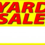 Images For Printable Yard Sale Sign Clipart Free To Use Clip   Free Printable Yard Sale Signs