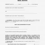 Indiana Real Estate Purchase Agreement 10 Simple Free Printable   Free Printable Real Estate Contracts