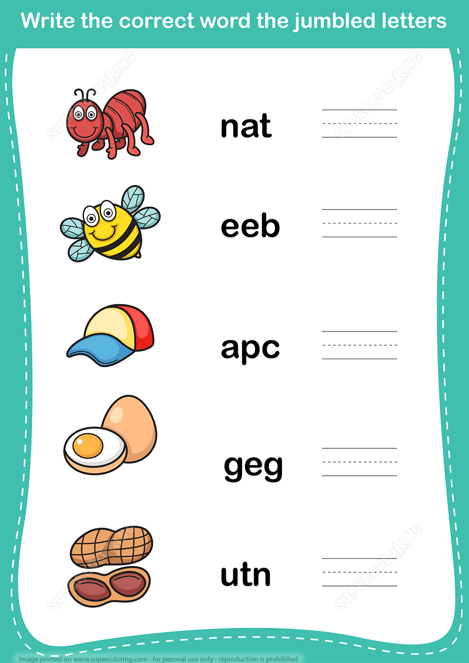Jumble Word Scramble Puzzle Copy | Free Printable Puzzle Games - Jumble Puzzle Printable Free