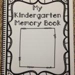 Kindergarten Memory Book | Kindergartenklub | Preschool Memory   Free Printable Preschool Memory Book