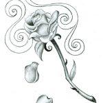 Large Free Printable Tattoo Designs | Free Download Rose Tattoo   Free Printable Tattoo Designs