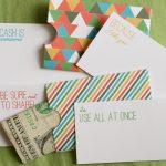 Lemon Squeezy: Day 12: Cash Holder   ~Printables~ ✂   Free   Free Printable Christmas Money Holders