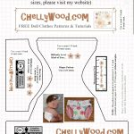 Let's #sew A Wee #diaper For Baby #dolls W/free #pattern At   Cloth Diaper Pattern Free Printable