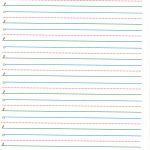 Lined Paper Writing Paper With Lines For Kindergarten Clip Art   Free Printable Lined Writing Paper