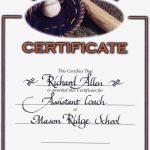 Little League Baseball Award Certificates   Google Search | Discount   Free Printable Baseball Certificates