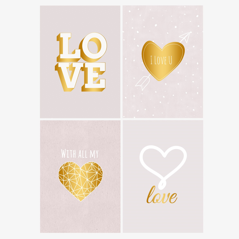 Love Greeting Cards – Free Printables! - Belivindesign - Free Printable Love Greeting Cards