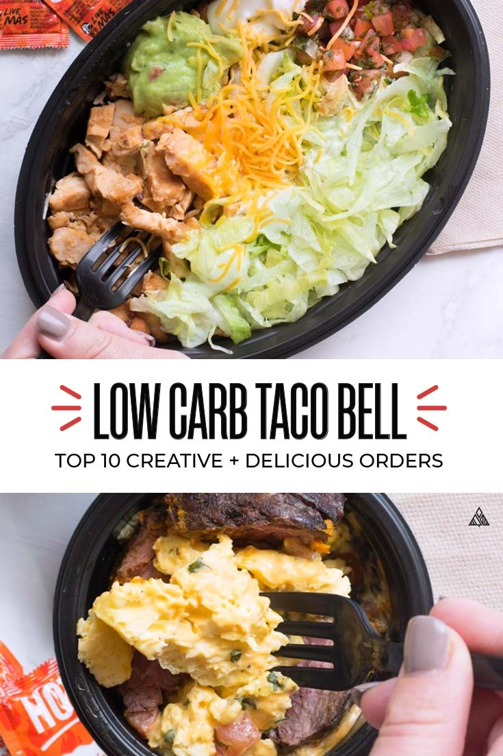 Low Carb Taco Bell – Top 10 Low Carb And Delicious Items - Free Printable Taco Bell Application