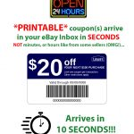 Lowes $20 Off $100 * Printable * 1Coupon~10 Seconds Delivery~ In   Lowes Coupons 20 Free Printable